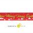 Chia sẻ file corel - băng rôn mừng Giáng Sinh