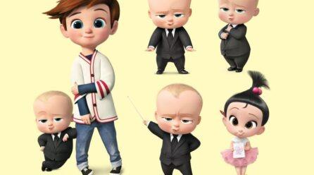 File chibi sinh nhật hoạt hình babyboss miễn phí