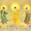 Ảnh Phật Tây Phương Tam Thánh kích thước lớn
