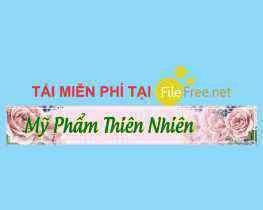 """""""BĂNG RÔN MỸ PHẨM"""" FILE COREL X3 FREE"""