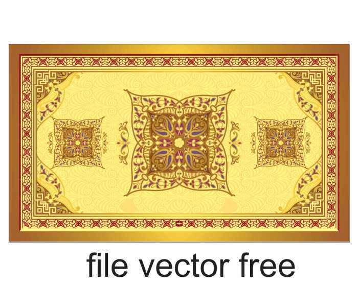Ho văn thảm vector